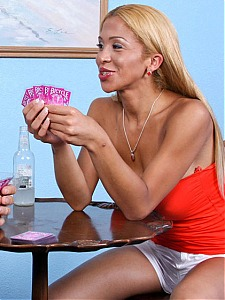 from Christopher strip poker tranny