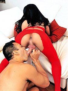 TS Pantyhose 9